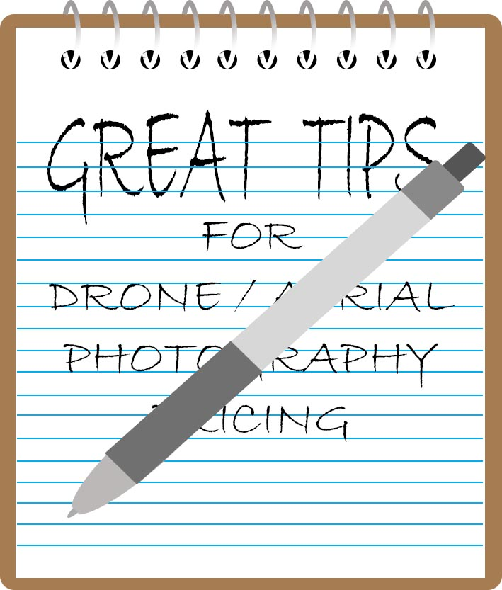 INFOGRAPHIC: Great Tips And Pricing Guide For Greensboro, NC Drone & Aerial Photography